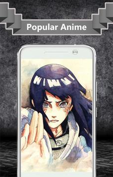 Hinata Hyuga Wallpaper apk screenshot