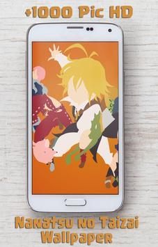 Nanatsu Anime Tanzai Wallpaper apk screenshot
