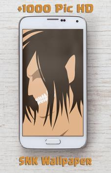 Attack Anime Titan Wallpaper apk screenshot