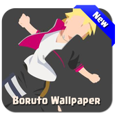 New Anime Boruto Wallpaper icon