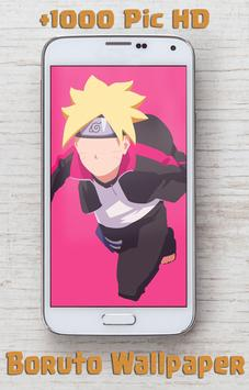 New Anime Boruto Wallpaper poster