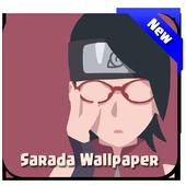 Anime Sarada New Wallpaper HD icon
