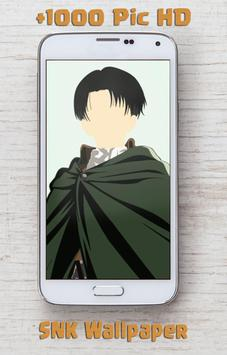 Shingeki Best Kyojin Wallpaper apk screenshot