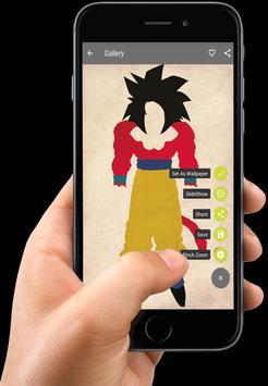 Wallpaper for Dragon Ball apk screenshot