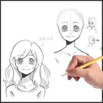 Draw Anime Manga Tutorials poster