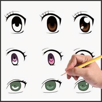 Draw Anime Manga Tutorials apk screenshot