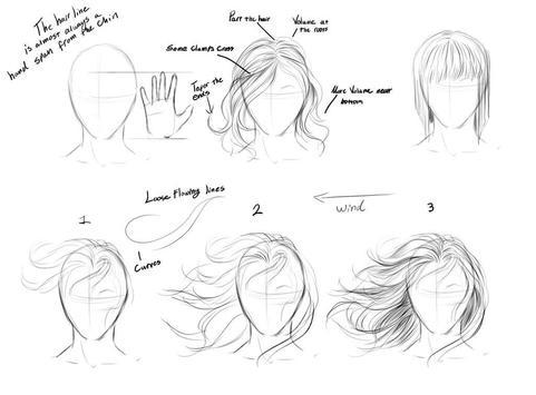 Anime Drawing Tutorials screenshot 1