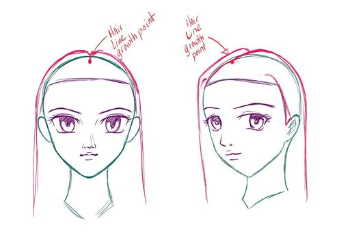 Anime Drawing Tutorials screenshot 4