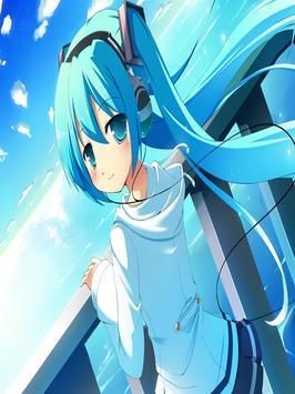 Anime Girls poster