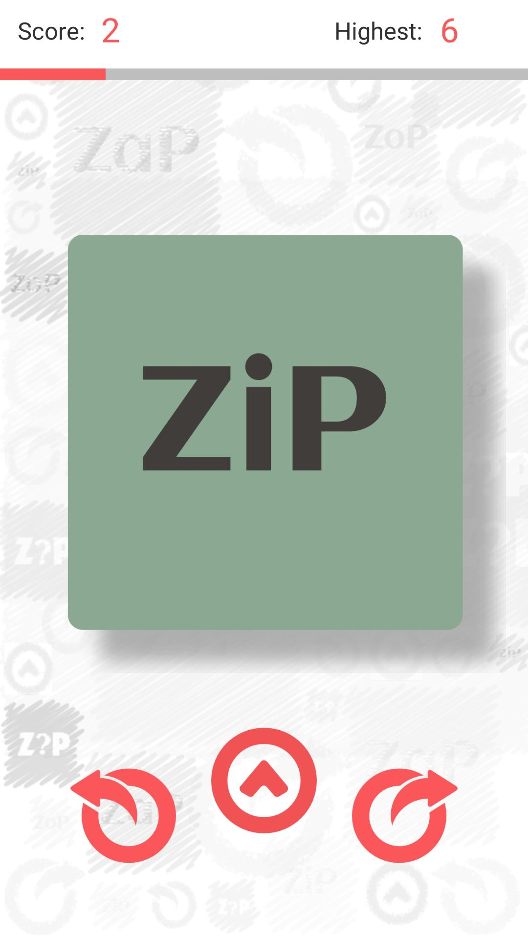 Zip Zap Zop - Brain Exercise for Android - APK Download