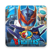 G-Fighters: Adventura Of Warriors icon