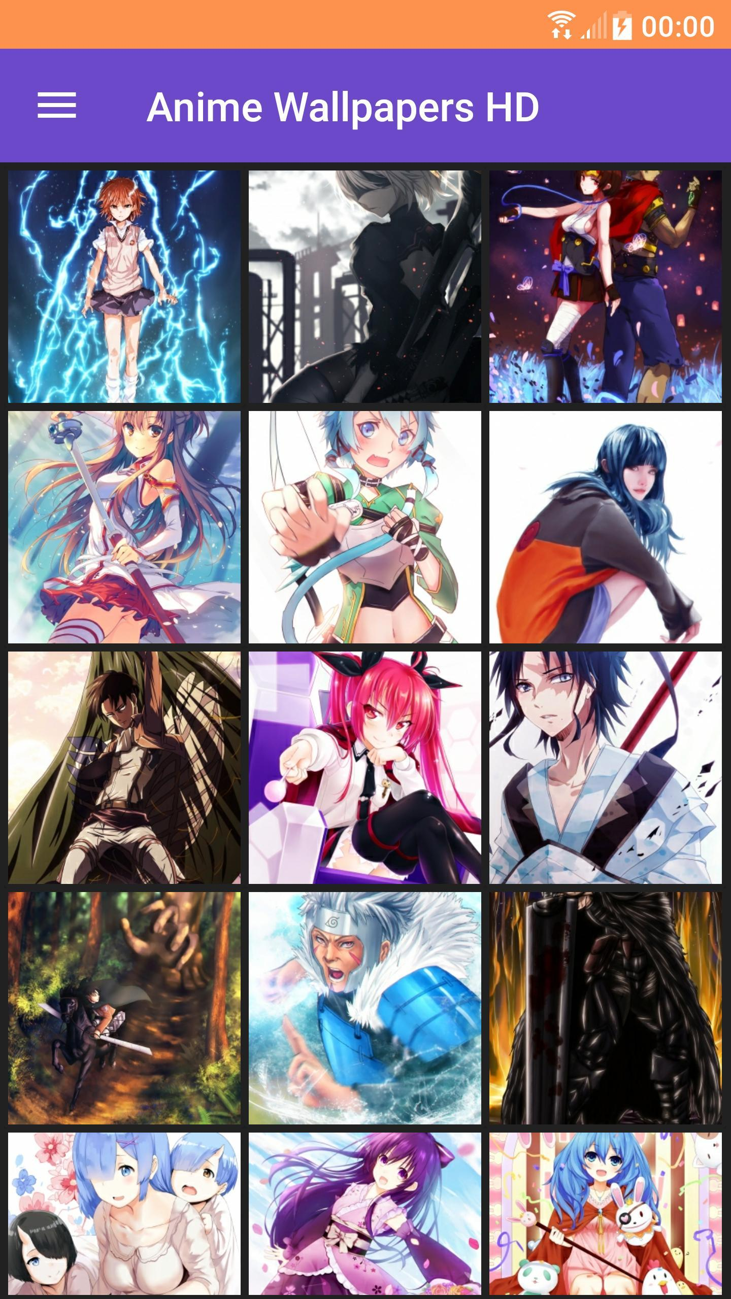 Anime Wallpapers HD for Android - APK Download