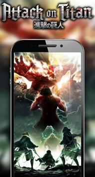Attack on Titan wallpaper poster