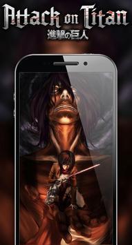 Attack on Titan wallpaper screenshot 1