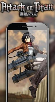 Attack on Titan wallpaper screenshot 2