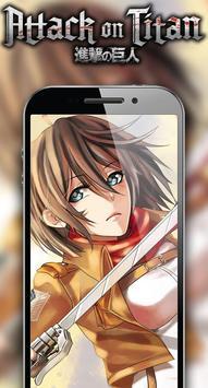Attack on Titan wallpaper screenshot 4