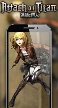 Attack on Titan wallpaper screenshot 5
