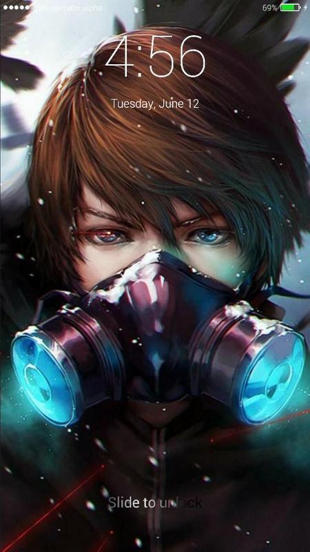 Nightcore Anime Wallpapers für Android - APK herunterladen