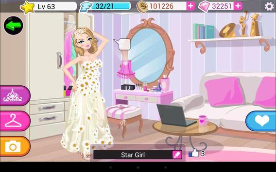 Schermata apk Star Girl