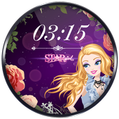 Star Girl Watch Faces icon