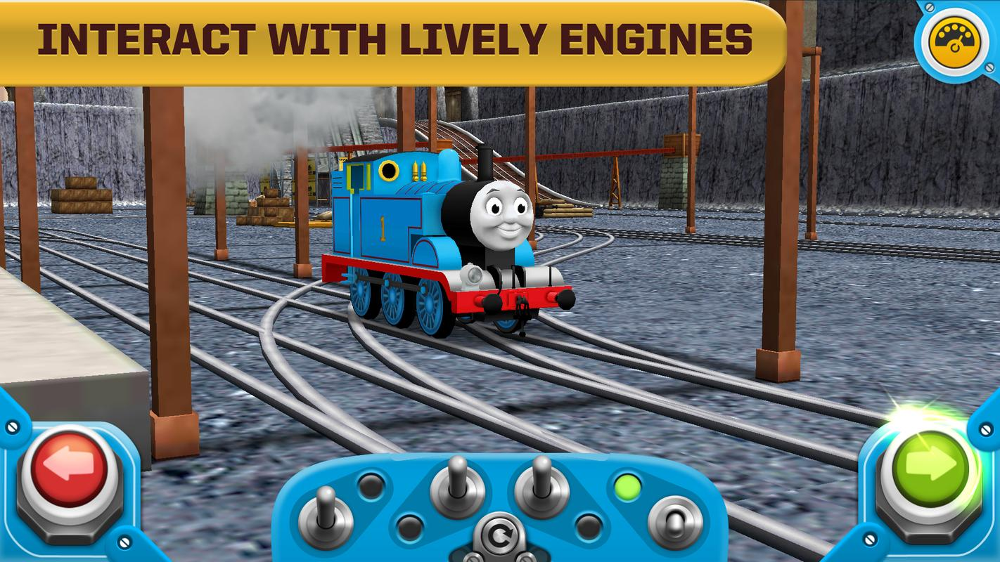 Thomas Amp Friends Race On Apk Download Free Casual Game