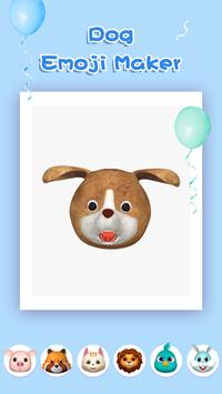 Emoji Keyboard Personal AR Emoji Maker скриншот 3