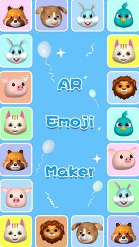 Emoji Keyboard Personal AR Emoji Maker постер