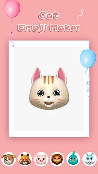Emoji Keyboard Personal AR Emoji Maker скриншот 7