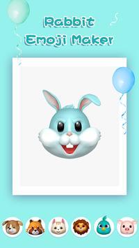 Emoji Keyboard Personal AR Emoji Maker скриншот 4