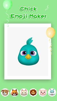 Emoji Keyboard Personal AR Emoji Maker скриншот 5