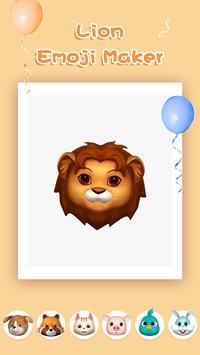 Emoji Keyboard Personal AR Emoji Maker скриншот 6
