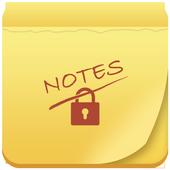 Password Notes icon