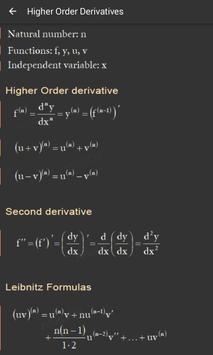 Math Formulas screenshot 5