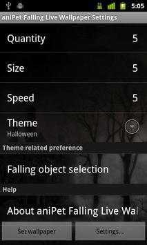aniPet Holiday Live WP apk screenshot