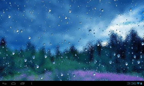 Rain On Screen (free) apk screenshot