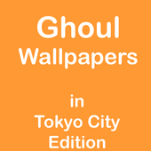 Ghoul Wallpaper Anime HD icon