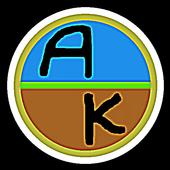 Anikan - GPS location share icon