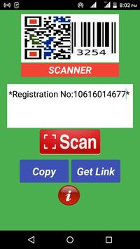 QR Code & Barcode Scanner poster