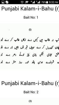Hazrat Sultan Bahu ® screenshot 4