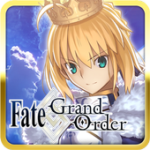 Fate/Grand Order (English) Zeichen