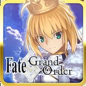 ikon Fate/Grand Order (English)