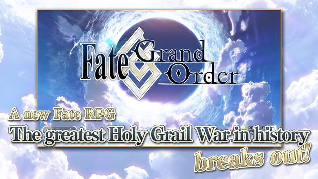 Fate/Grand Order (English) Cartaz