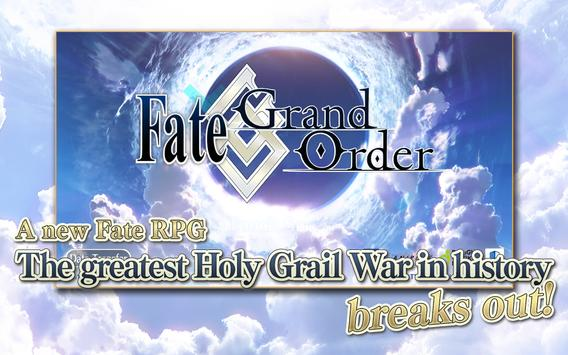 12 Schermata Fate/Grand Order (English)