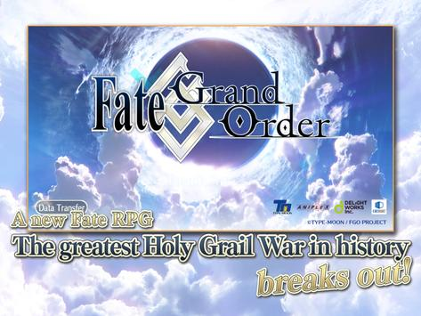 6 Schermata Fate/Grand Order (English)
