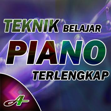 Belajar Piano Terlengkap poster