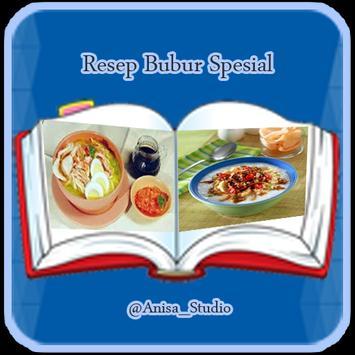Resep Bubur Spesial poster