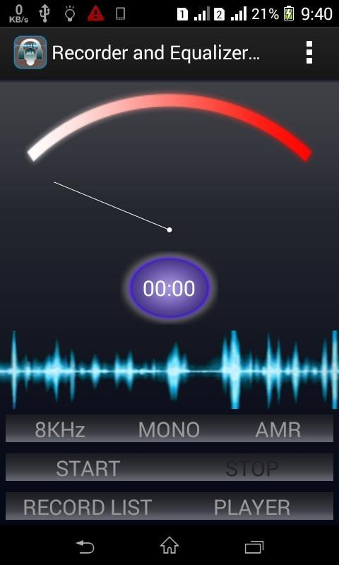 voice record pro instructions