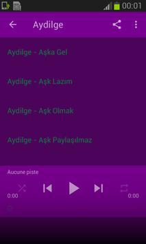 Aydilge şarkıları 2018 screenshot 3
