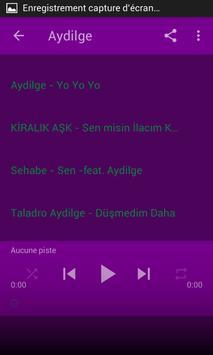 Aydilge şarkıları 2018 screenshot 1