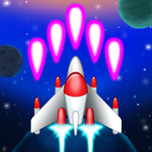 Sky shooter - Super battle attack icon